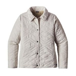 Patagonia Quilted Los Gatos Jacket Bleached Stone